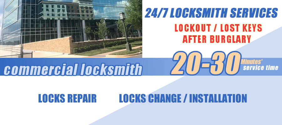 Commercial locksmith Atlanta